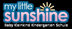 My little sunshine-Logo