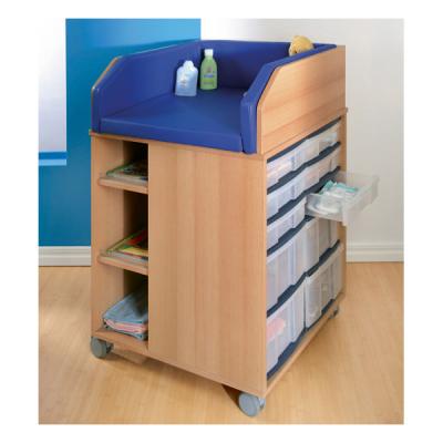 mobiler wickelwagen wickeltisch wickelkommode fahrbar my little. Black Bedroom Furniture Sets. Home Design Ideas