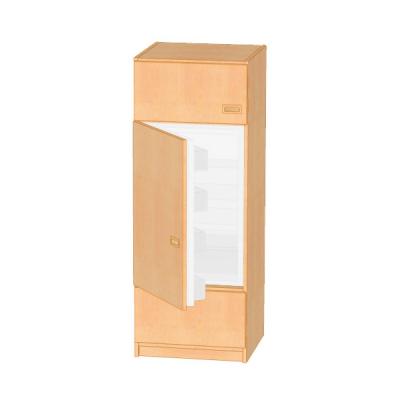 hochschrank f r einbauk hlschrank f r kindergartenk che in kinderh he my little. Black Bedroom Furniture Sets. Home Design Ideas