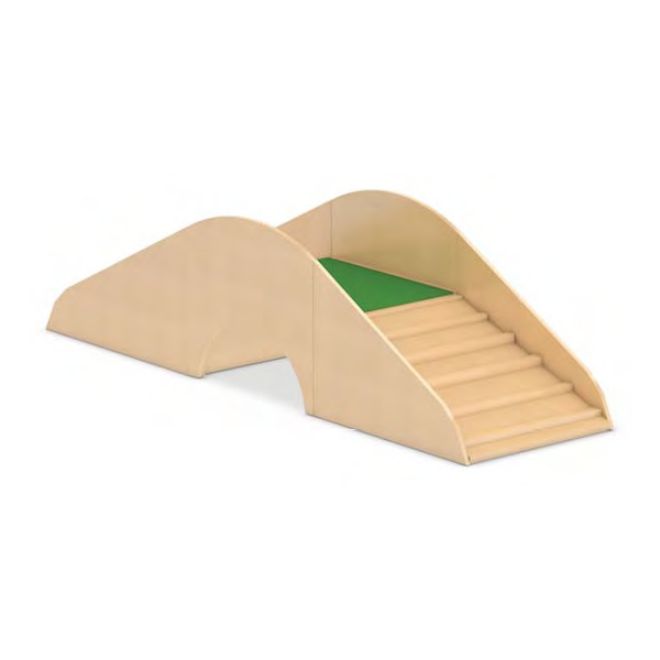 krabbelburg spielebene mini spielburg krabbelh gel f r kinderkrippen kitas my little. Black Bedroom Furniture Sets. Home Design Ideas