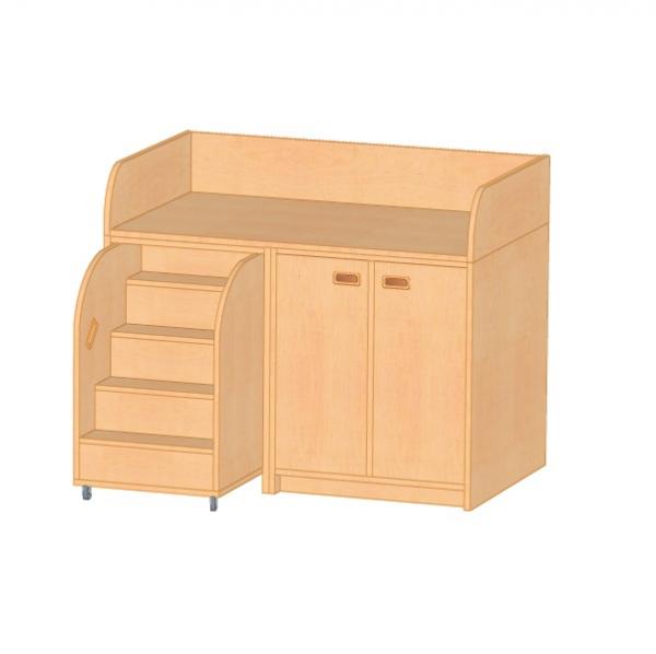 wickelkommode mit treppe preisvergleiche erfahrungsberichte und kauf bei nextag. Black Bedroom Furniture Sets. Home Design Ideas